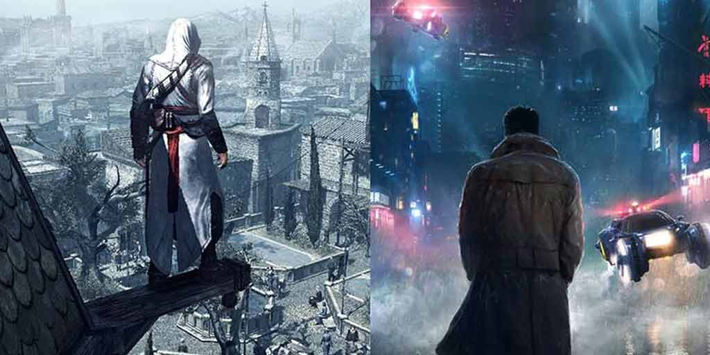 Assassins Creed Meets Blade Runner Mash Up Game We Want