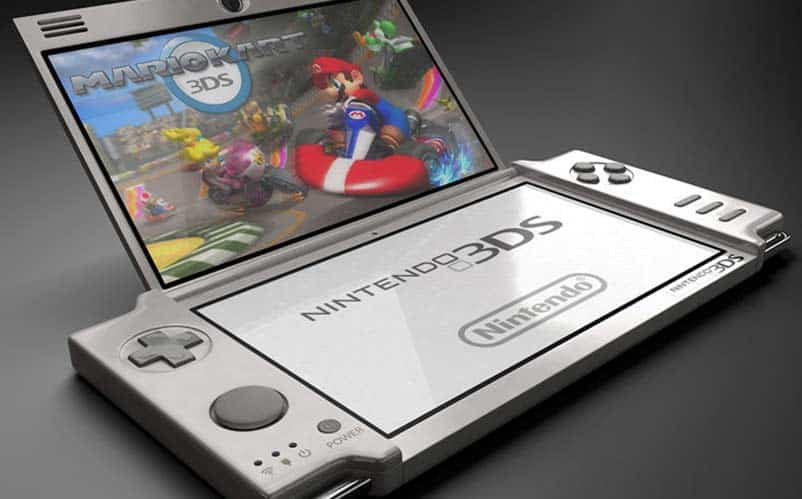 Nintendo MH Is The Codename For The Next Handheld