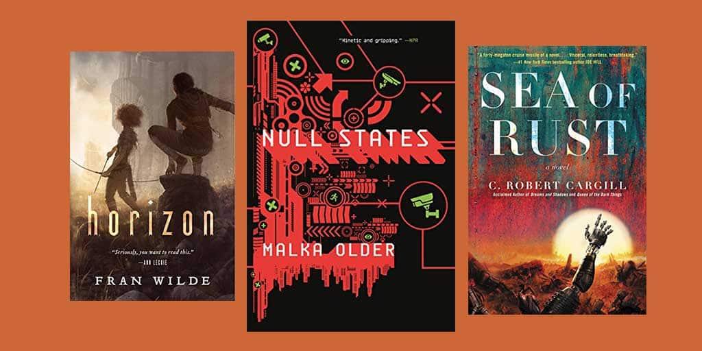 Best New Fantasy Amp Sci Fi Books September 2017 Nerd Much