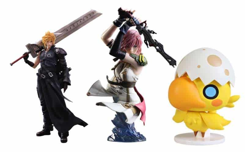 Best Final Fantasy Merch Available Now 2018