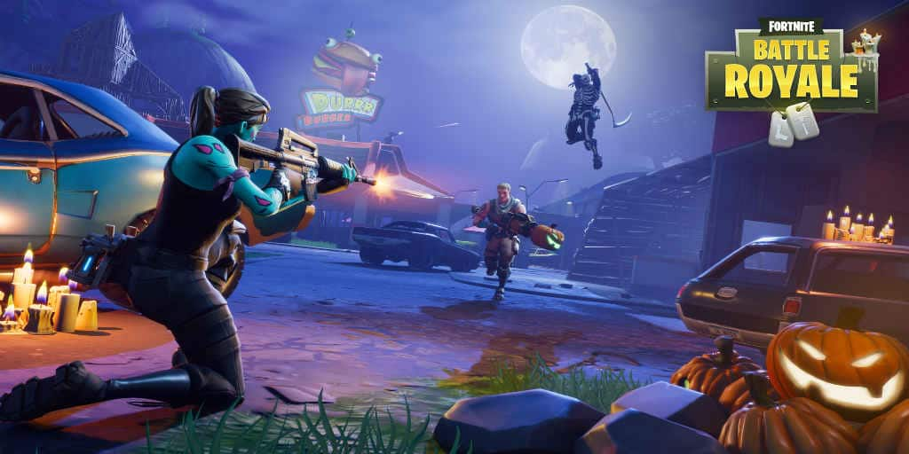 Fortnite Halloween Update Brings Major Battle Royale Upgrade Nerd Much