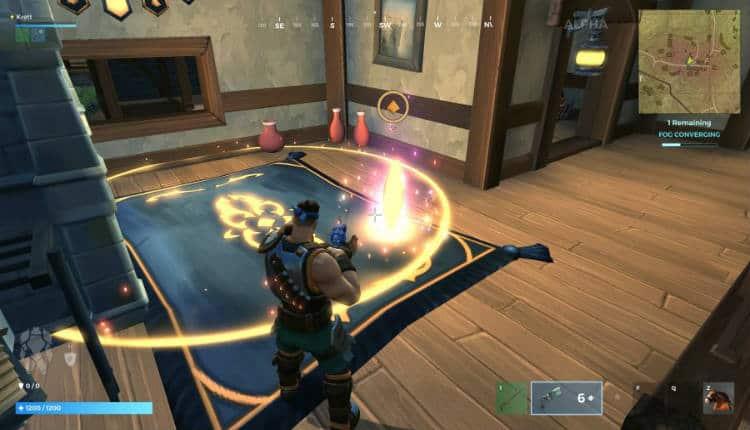 Realm Royale Paladins Battle Royale Mode Begins Alpha