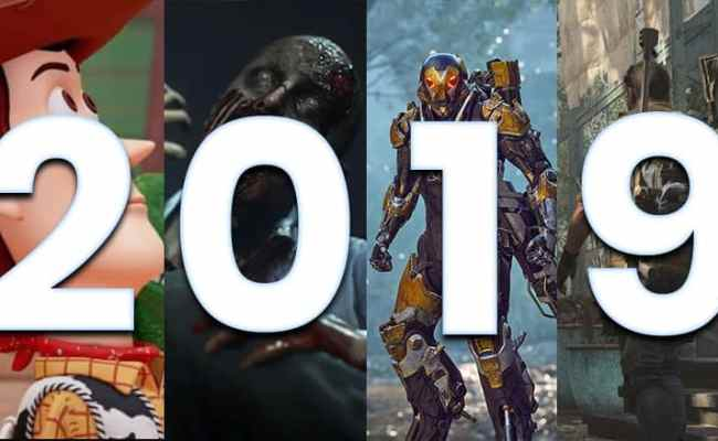 2019 Video Game Release Dates Ps4 Xbox One Pc And