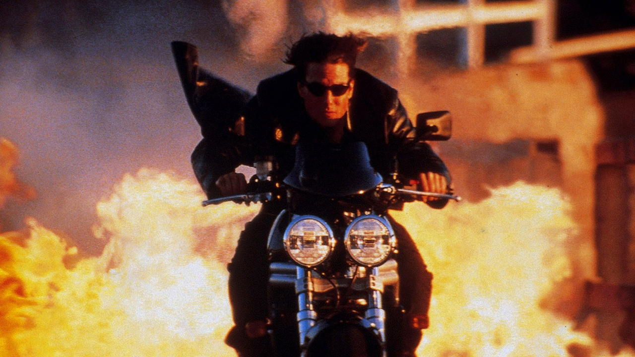 Movie still from Mission: Impossible 2