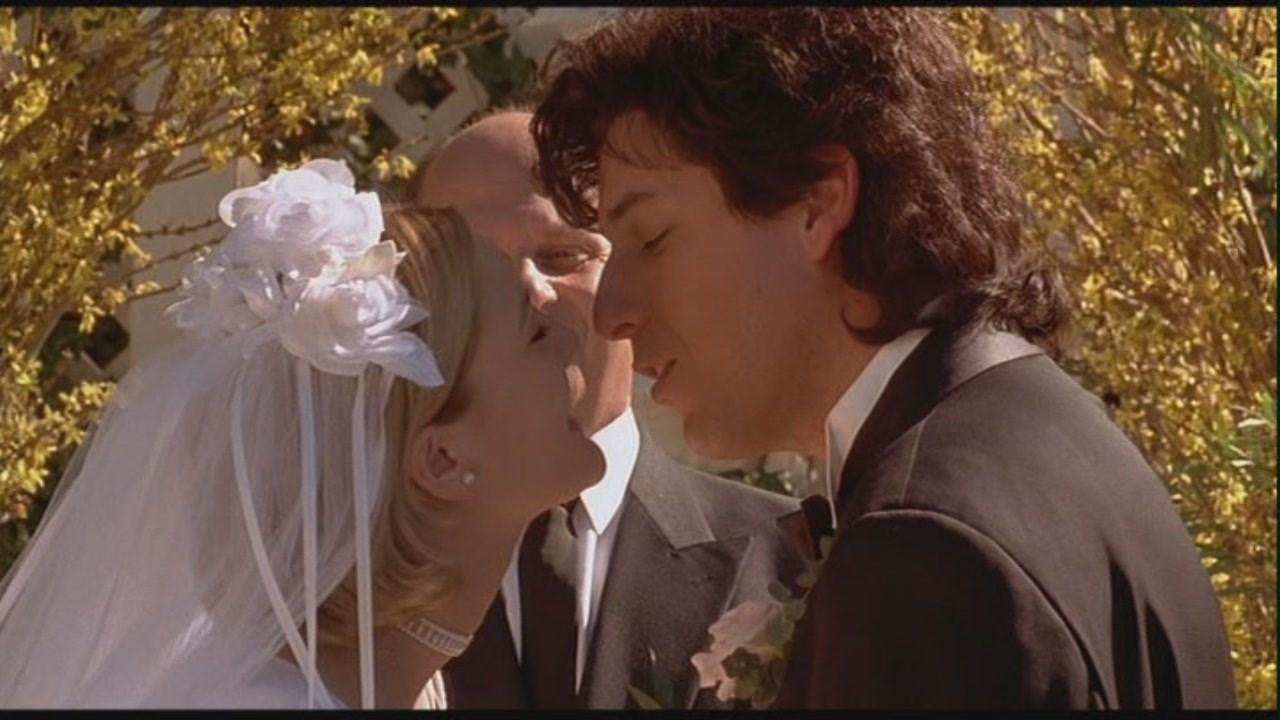Movie Still from The Wedding Singer