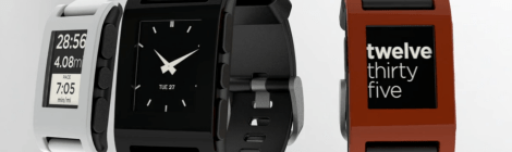 Pebble is the Coolest Watch Ever