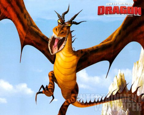 Ladies and gentlemen, I give you Smaug the Dragon.