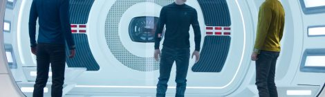 """""""Star Trek: Into Darkness"""" - A Disjointed, Unorganized, Almost Incomprehensible Movie Review"""