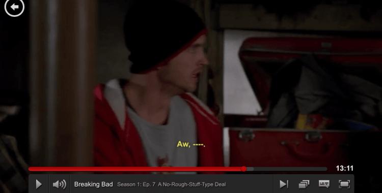 breaking bad season 1 episode 5 subtitles download