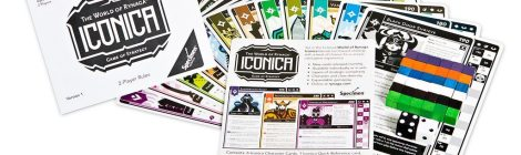 Iconica Day #2: Game Review