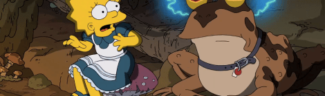 Five Favorite References in Guillermo del Toro's Treehouse of Horror Opening