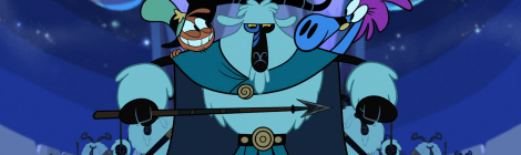Wander Over Yonder Episode Roundup: Baaaaa-halla, I'm Coming