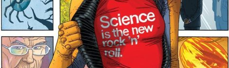 Nowhere Men Imagines A World Where Scientists Are Bigger Rockstars Than the Beatles