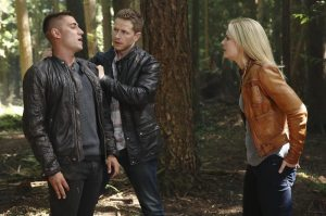 [ABC] Welcome back Will Scarlet