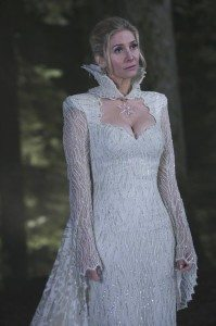 The Snow Queen is having none of your weak  magic tonight [ABC]