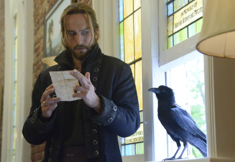 Message by Raven? Sounds like Game of Thrones... [FOX]