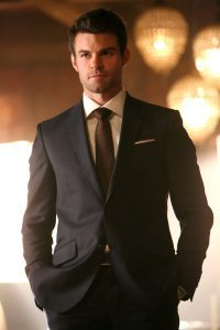 Man, he looks dashing in a suit. [The Originals Fan Site]
