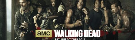 Nerdophiles Catch Up With.... The Walking Dead