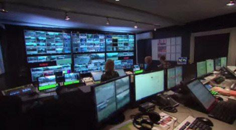 [Fox] Utopia's live feed control room