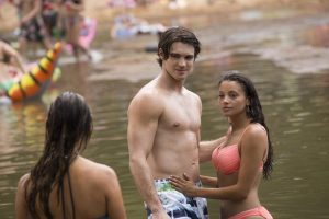 This is what Consequences looks like in a bikini. [the-vampirediaries.com]