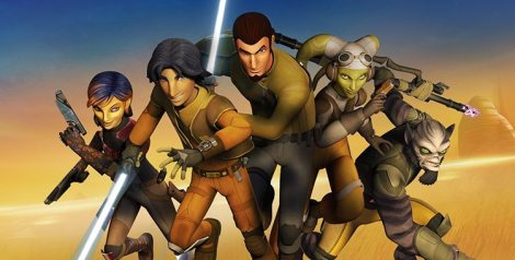 Our Band of Heroes! A lightsaber? Hint of something to come? [thewookieegunner.com]