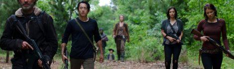 The Walking Dead: Strangers Recap