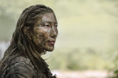 Oh Anya, we barely knew ye. [the100hd.com]