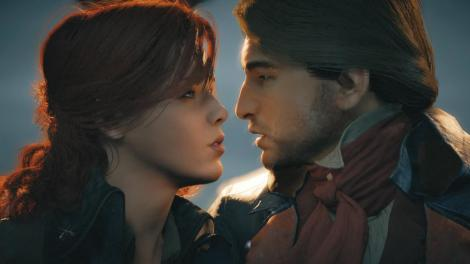 Arno and Elise and star-crossed lovers