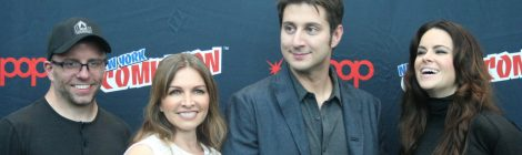 NYCC 2014: 12 Monkeys Cast and Crew Interviews