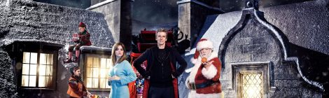Doctor Who: Last Christmas Recap