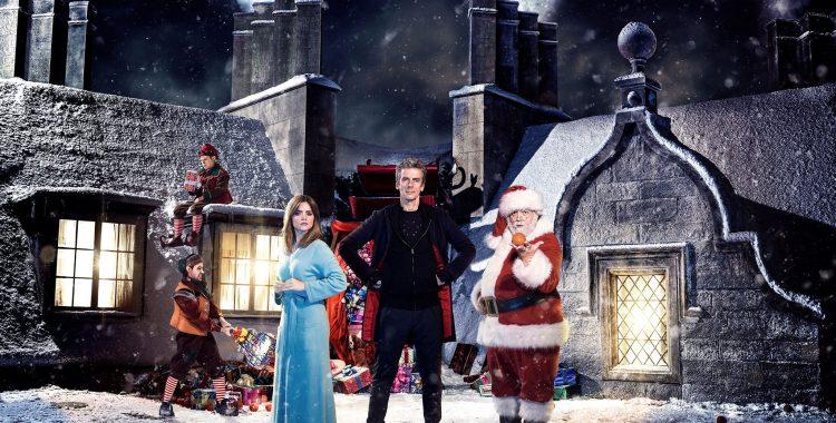 Doctor Who: Last Christmas Recap