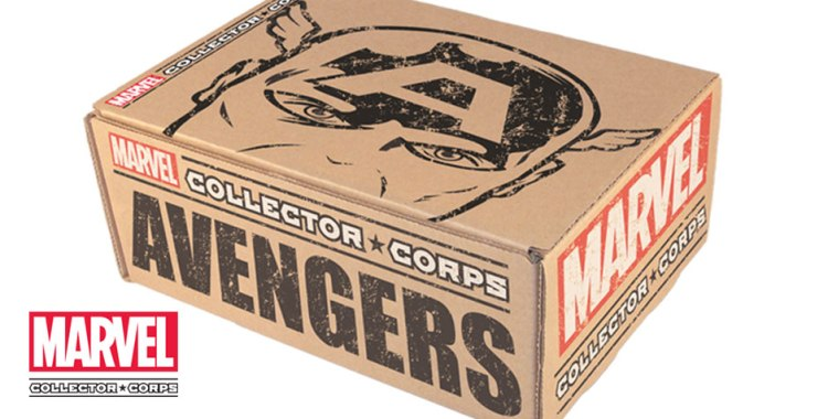 Marvel and Funko Teamed Up to Create the Subscription Box of My Dreams