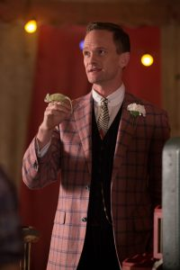 Of course... NPH plays the role of a magician... [FX]