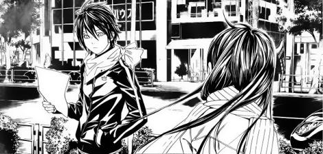 A look at the manga! [comicsblog.it]