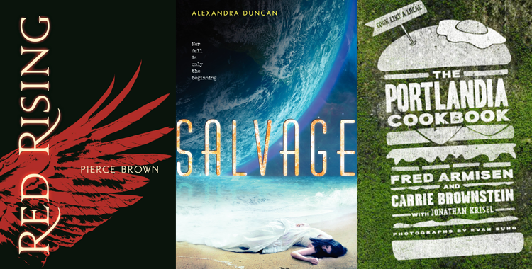Nerdophiles Picks: Favorite Books of 2014