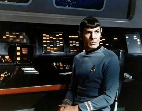 Best known for his role in Star Trek as Mr. Spock, Nimoy loved his otherworldly character just as much as his fans.