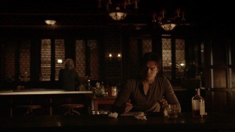 Jerk. [thevampirediaries.net]
