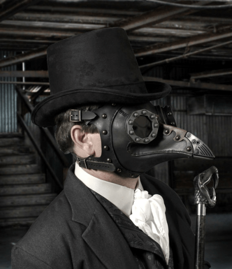 Plague Mask [Etsy]