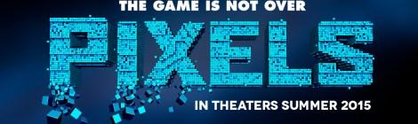 Meet Pixels, Sony's attempt at Wreck-it Ralph success
