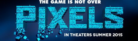 Meet Pixels, Sony's attempt at Wreck-it Ralph success