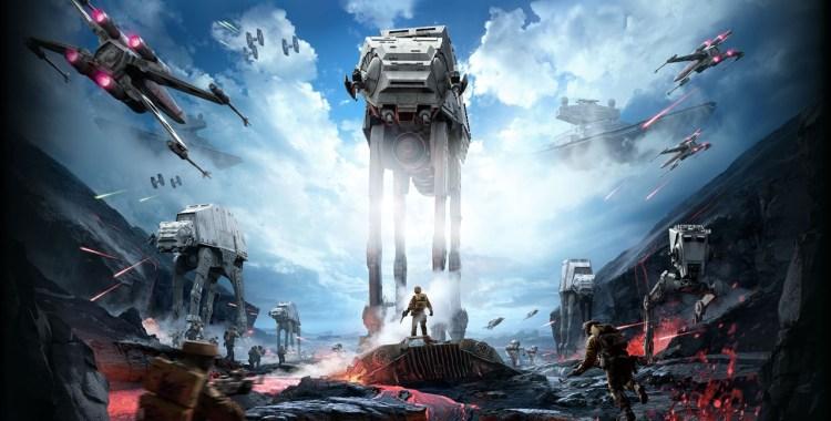 Star Wars Battlefront Revealed!
