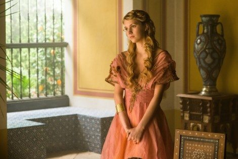 Myrcella, too pure for this world [HBO]