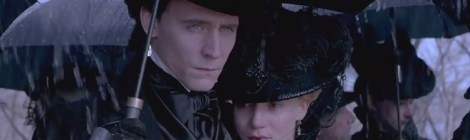 """Ghosts are real in the new """"Crimson Peak"""" trailer"""