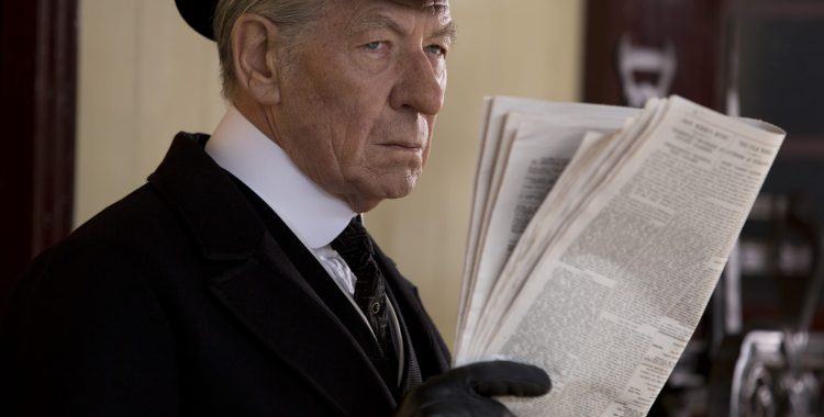 "Ian McKellen knows what's up in ""Mr. Holmes"" trailer"