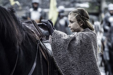 Shireen and her Greyscale seem to be taking center stage [HBO]
