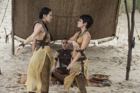 SAND SNAKES SAND SNAKES [HBO]
