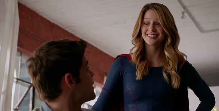"CBS' ""Supergirl"" flies high in first trailer"