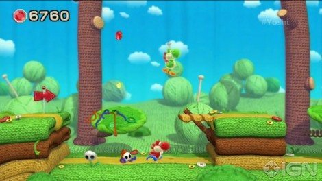 There's also co-op, which was definitely the ideal way to play Kirby's Epic Yarn. [IGN]