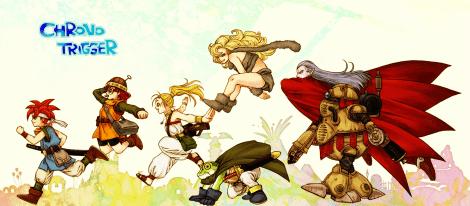 [zerochan] The Trigger characters~!