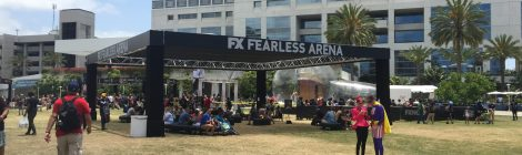 FX Brings Fearless Arena & Popular Shows to SDCC!